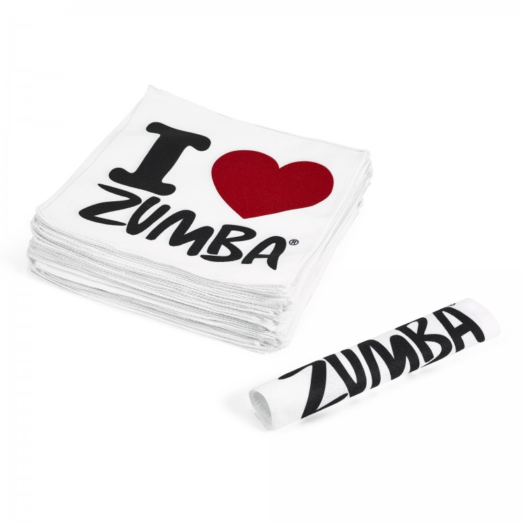 I love Zumba Hand towels 10 PK