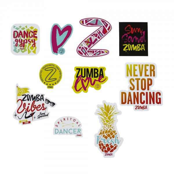 Dance Gypsy Bag Of Stickers 10pk