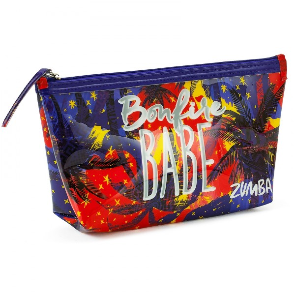 Bonfire Babe Make Up Bag
