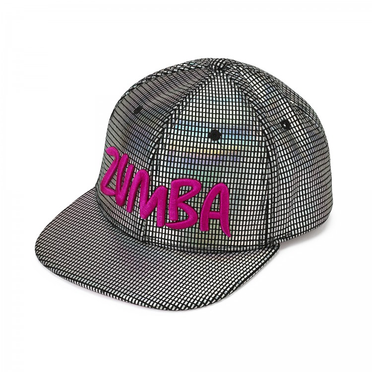 Light Up The Dancefloor Metallic Snapback Hat