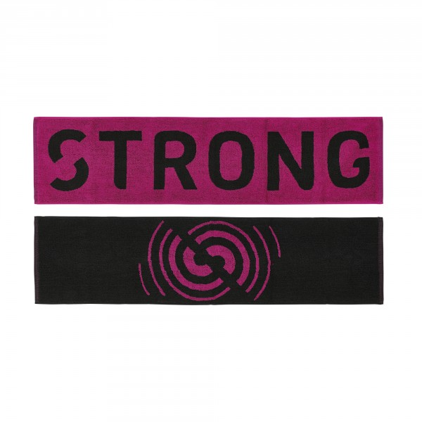 Strong By Zumba Fitness Towels 2Pk