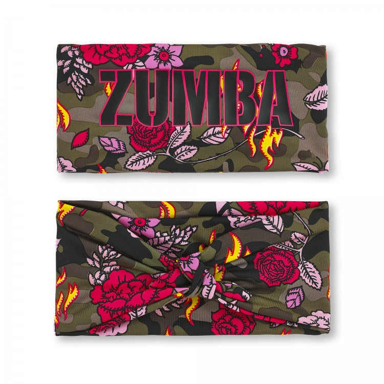 Zumba Revolution Wide Headband