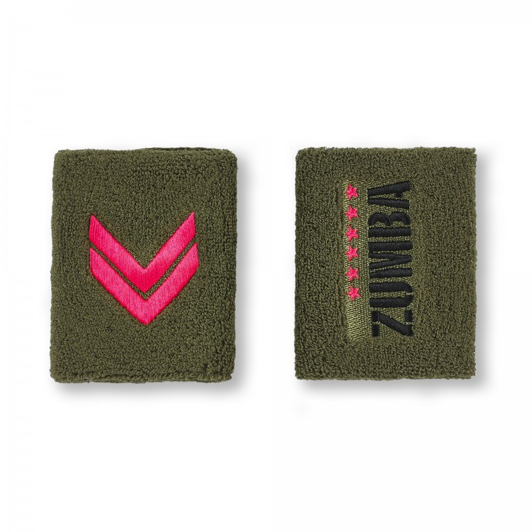 Z Army Wristbands 2 PK