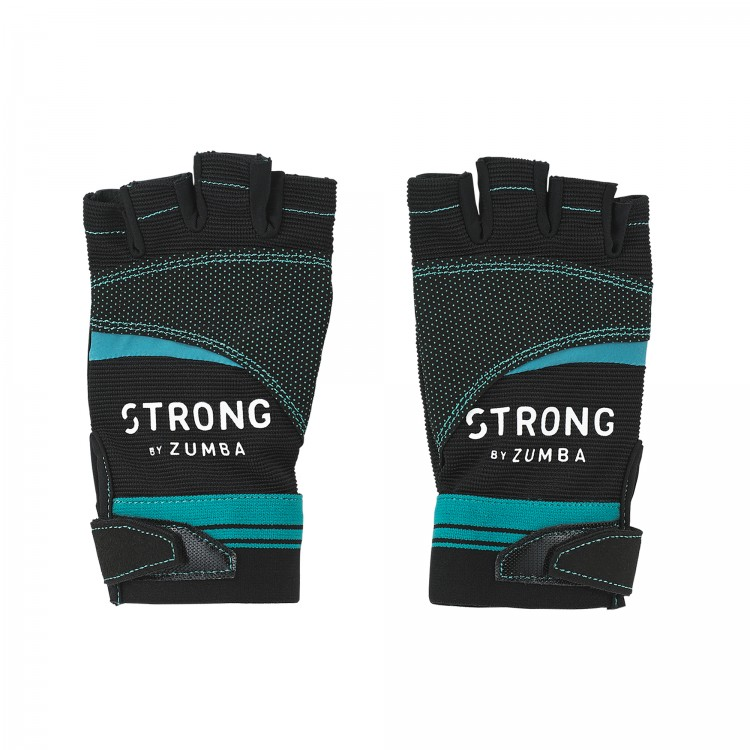 Squat Sync Sweat Fingerless Gloves