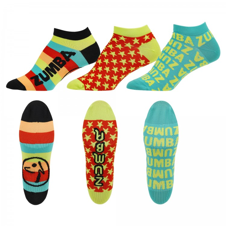 Feel Good Dance Good Socks 3 PK