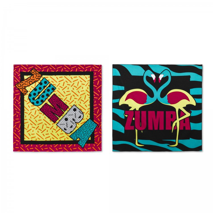 I Want My Zumba Bandanas 2PK