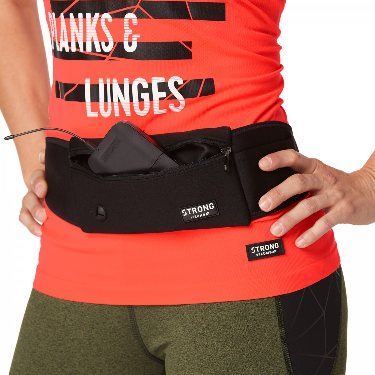 Strong By Zumba Mic Waist - ELÕRENDELÉS Belt
