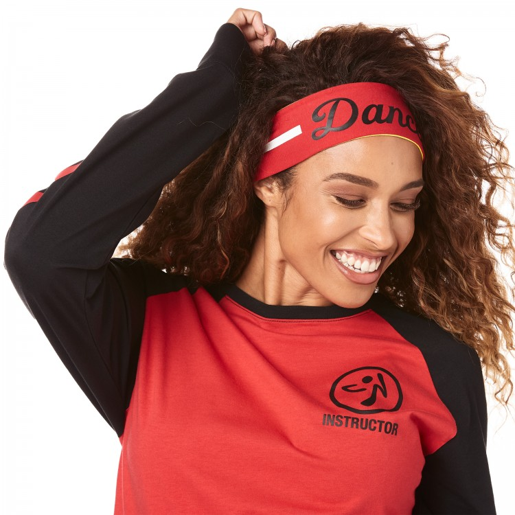 Zumba Wear Headbands 3 PK