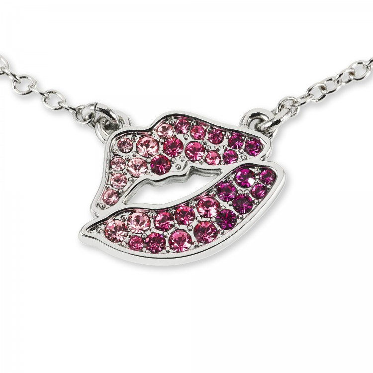 8df24b66fd3 Zumba Love Double Layer Necklace With Swarovski Crystals