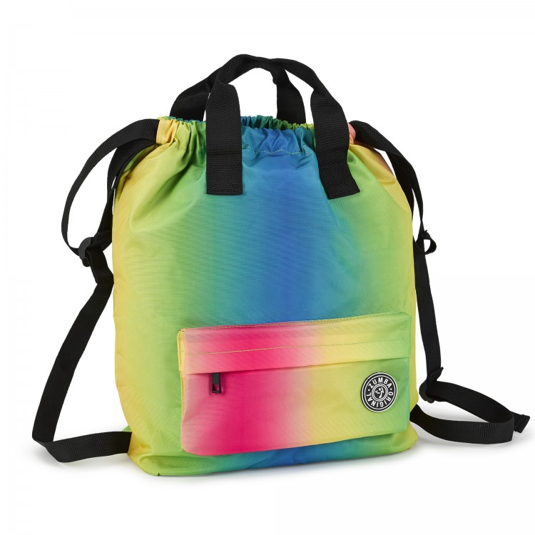 Zumba Original Flow 2-Way Backpack
