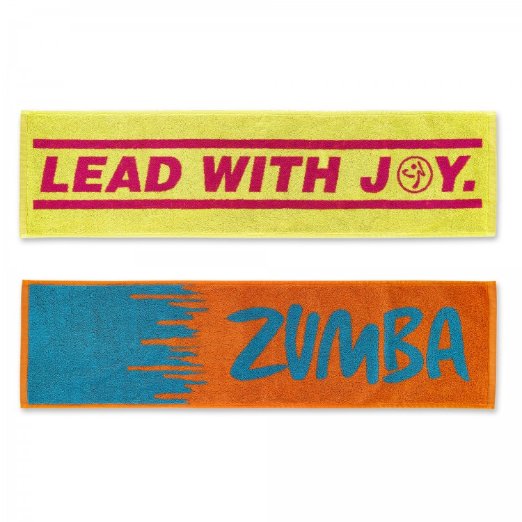 Lead With Joy Fitness Towels 2 PK