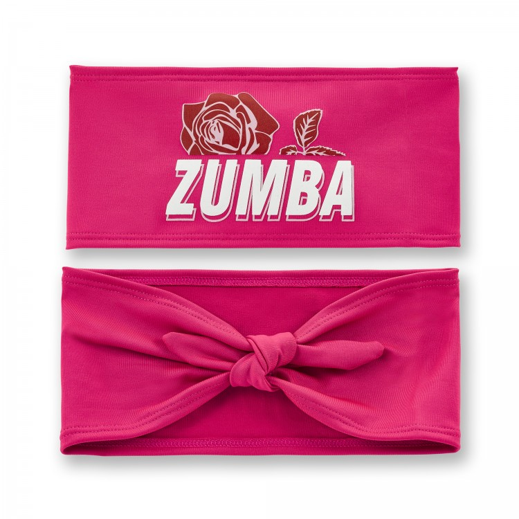 Spread Zumba Love Wide Headband