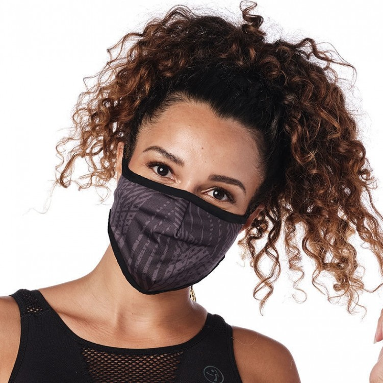 Zumba Face Covers