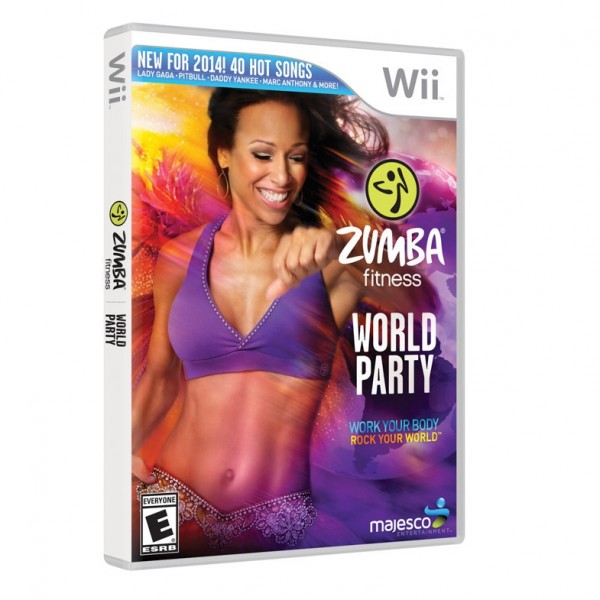Zumba World Party Wii