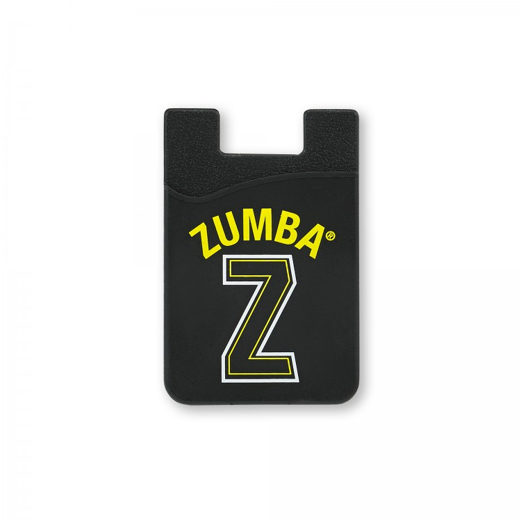 Zumba Silicone Phone Pocket
