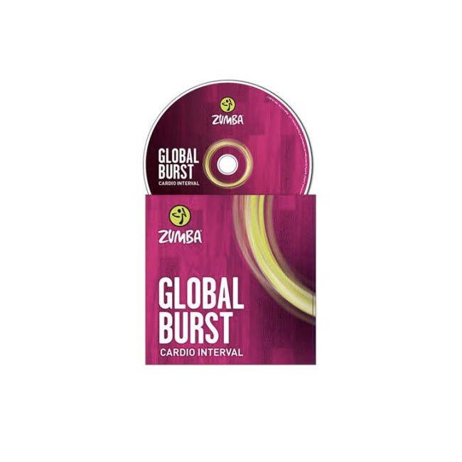 Global Burst DVD