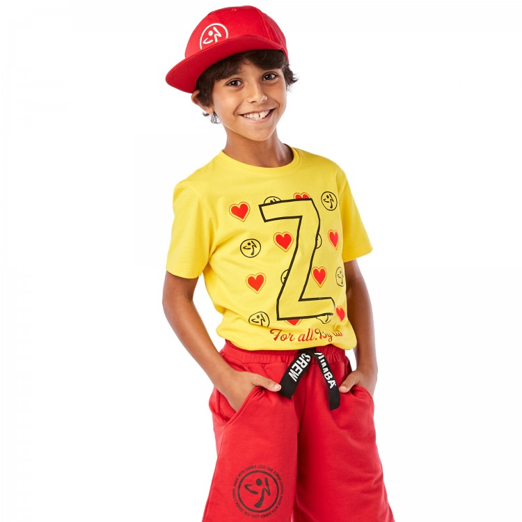 ZW Juniors By All Zumba Tee - ELŐRENDELÉS