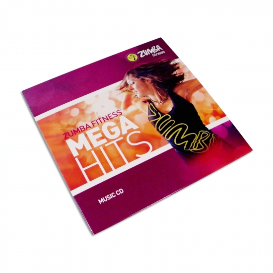 Zumba Fitness Mega Hits CD