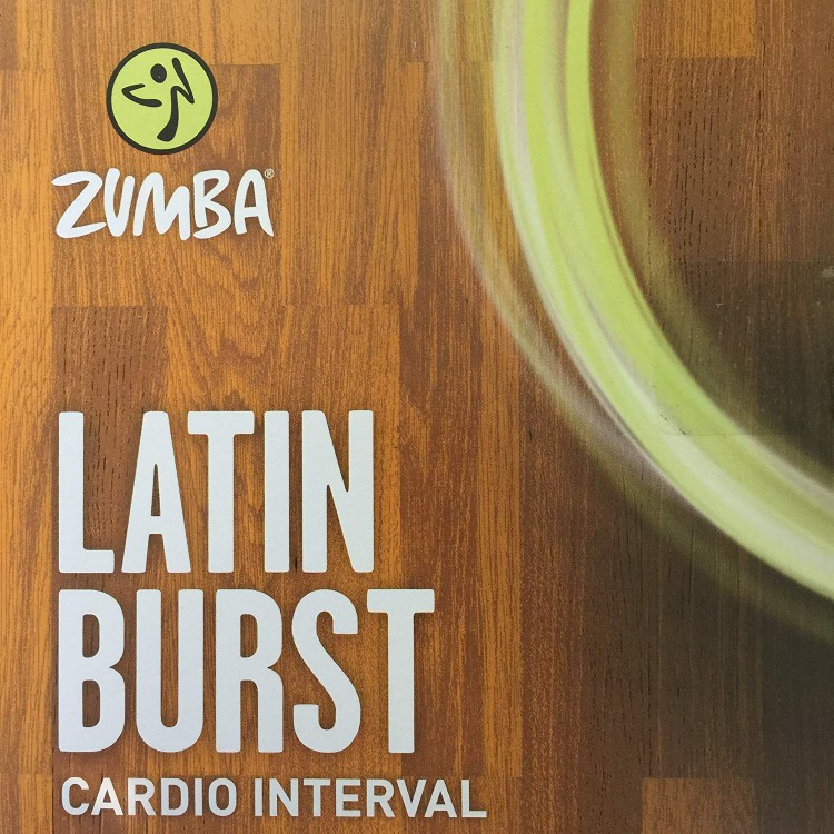 Latin Burst DVD
