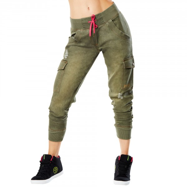 Dance Crew Denim Joggers