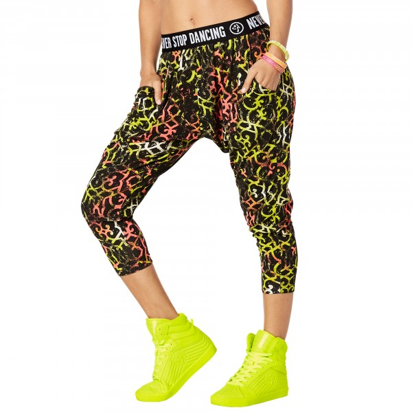 Dance Gypsy Harem Capri Pants