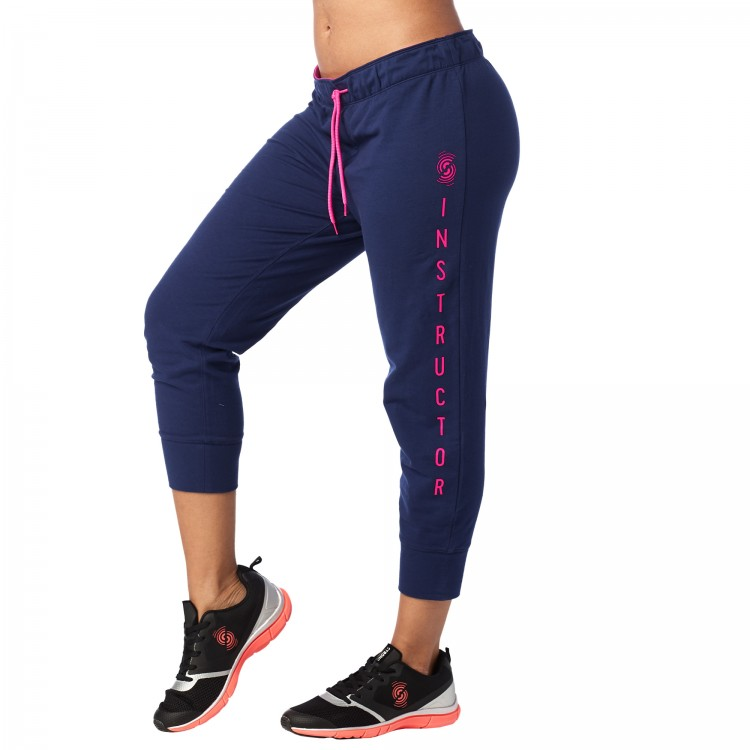 Strong By Zumba Cropped Skinny Sweatpants - ELÕRENDELÉS