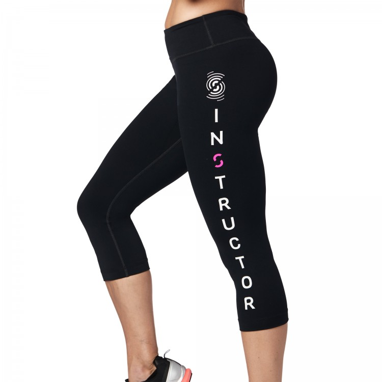 Strong By Zumba Instructor Capri Leggings - ELÕRENDELÉS