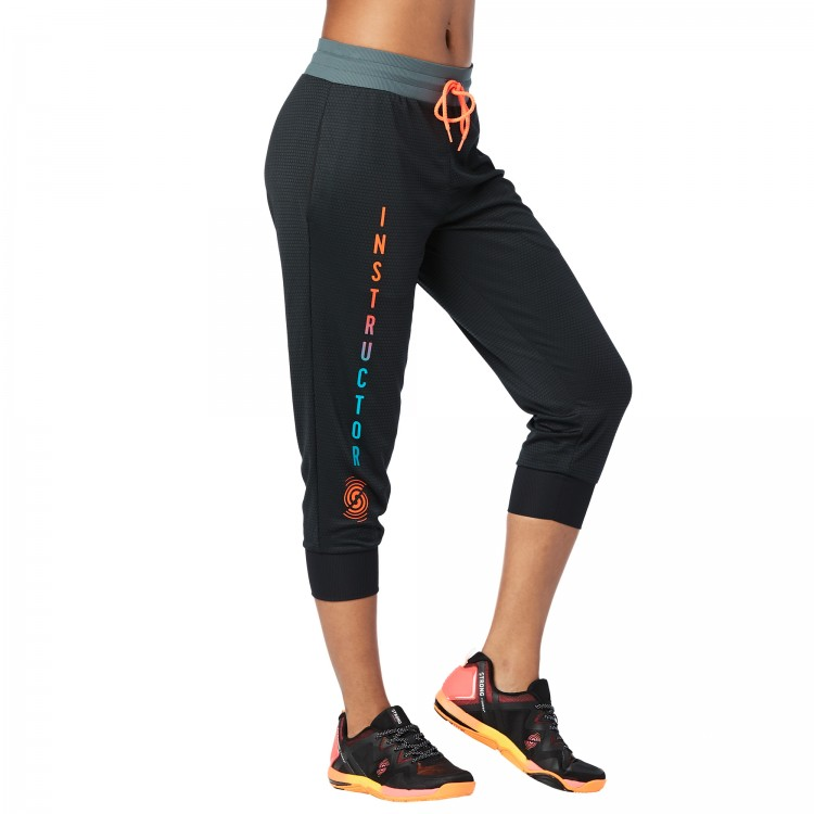 Squat Sync Sweat Instructor Cropped Pants - ELŐRENDELÉS