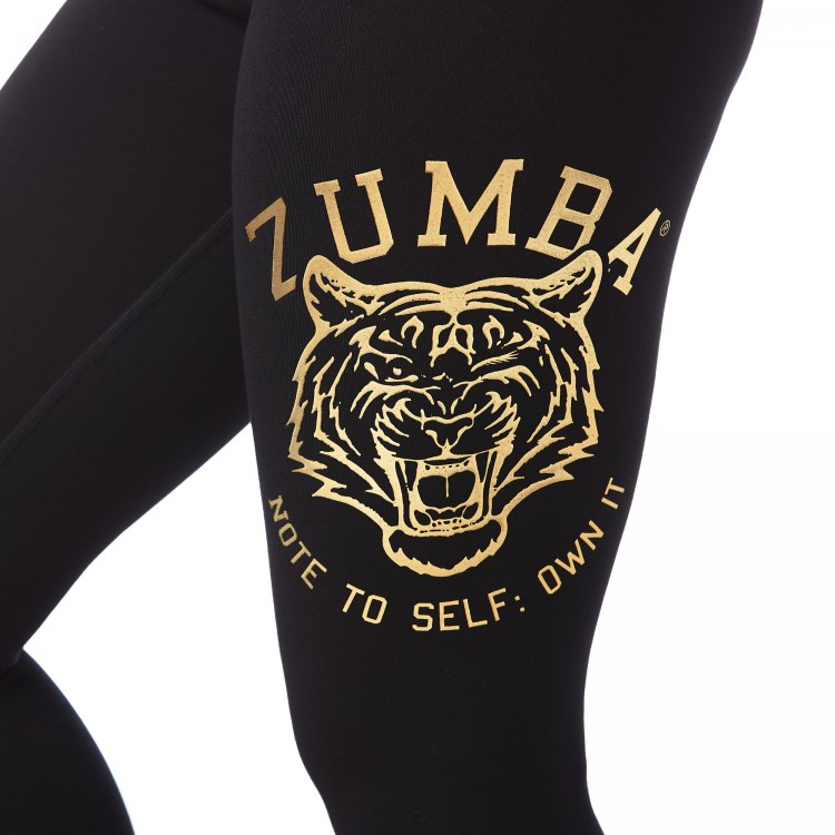 Zumba Roar Capri Leggings