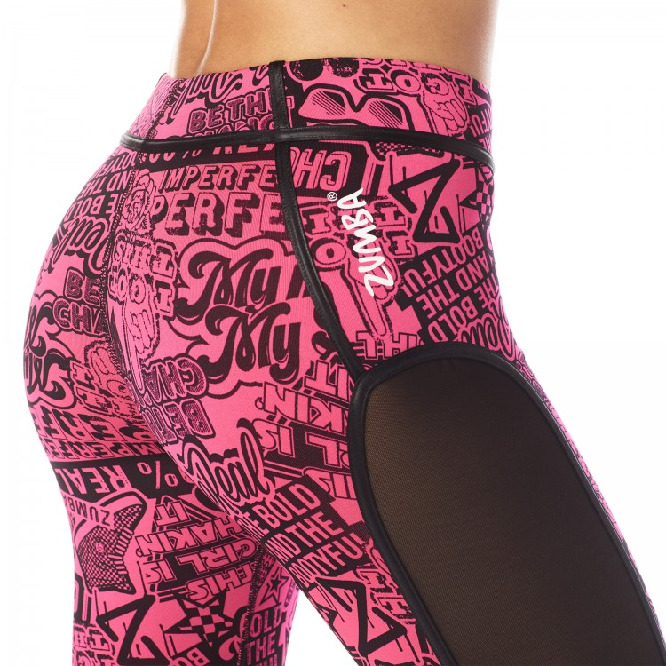 Courage Piped Ankle Leggings