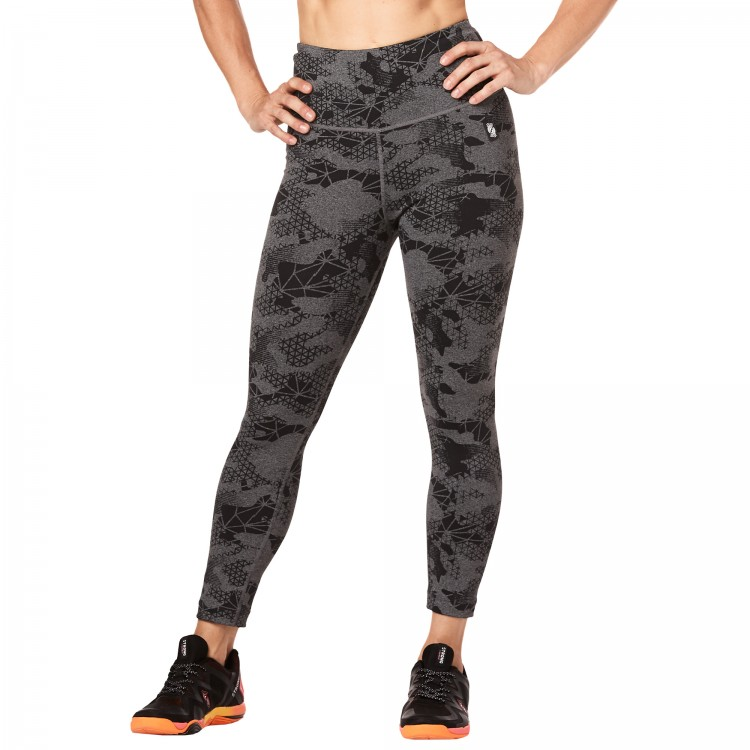 Camo Rep Crop Leggings -ELÕRENDELÉS