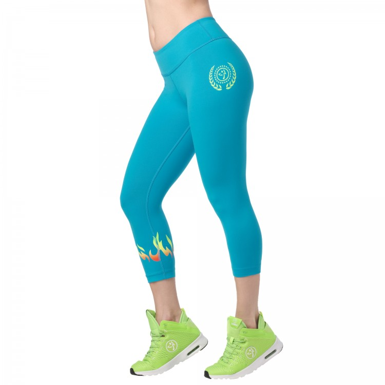 Faster Better Capri Leggings
