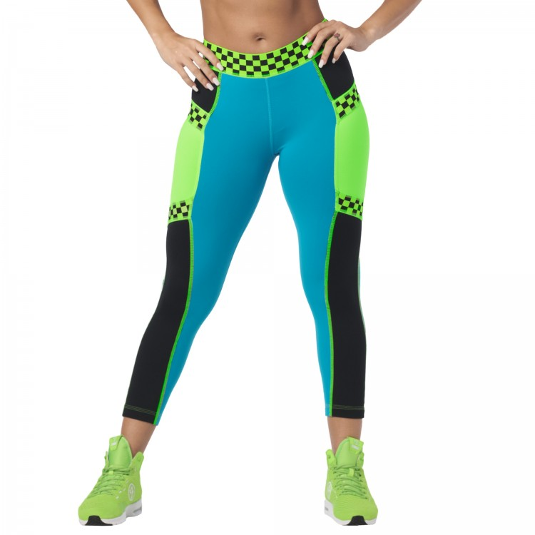 Faster Better Crop Leggings