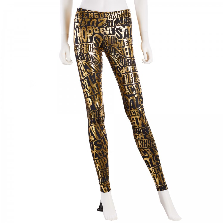 Zumba Rhythms Long Leggings