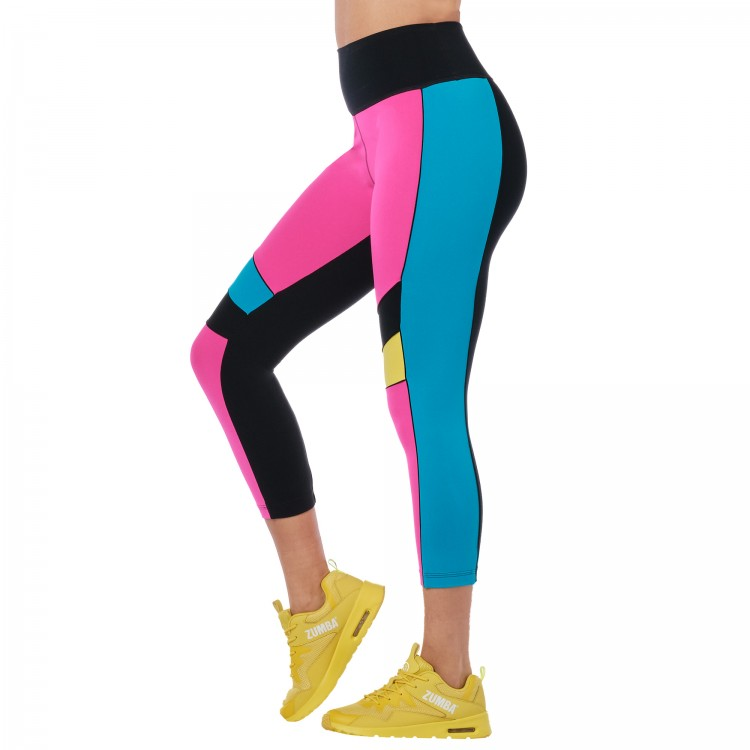Lead With Joy Crop Leggings