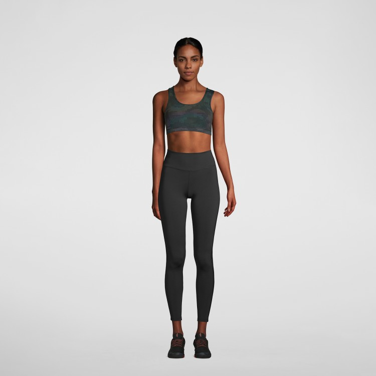 Active High Waisted Side Panel Leggings - ELŐRENDELÉS