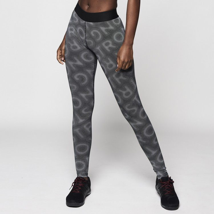 Reflective Print Leggings