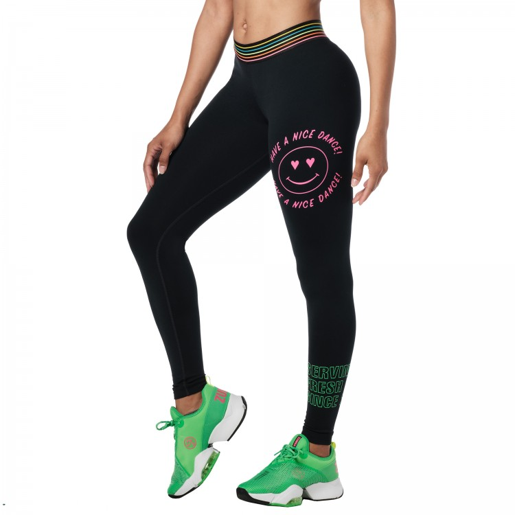 Zumba Pop Ankle Leggings