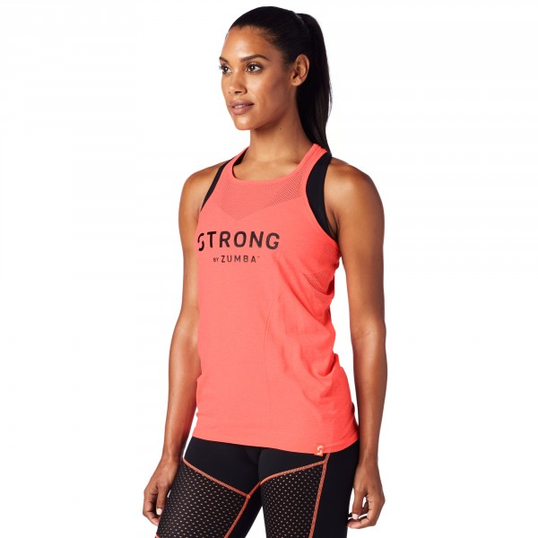 Strong by Zumba Seamless Tank Top