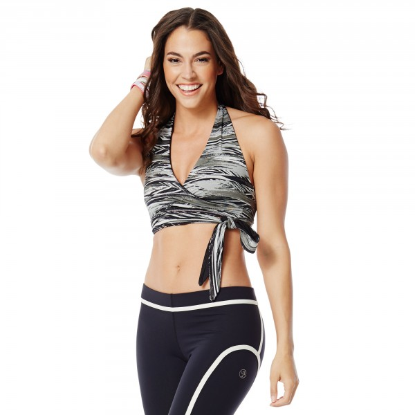 Wrap Me Full-Coverage Reversible Bra