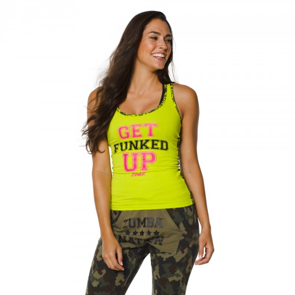 Funk It Up Racerback