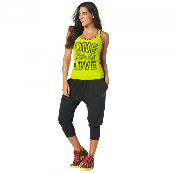 One Zumba Love Racerback