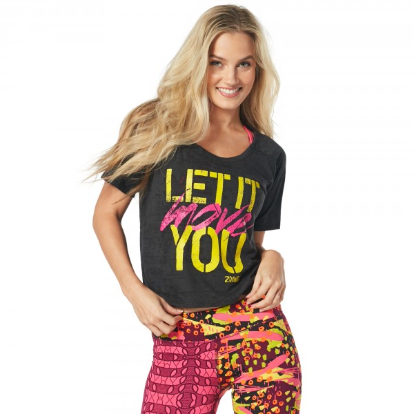Let It Move You Tee