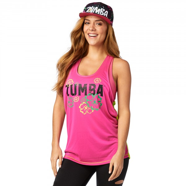 Zumba Party Loose Tank