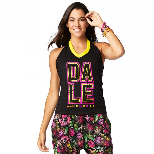 Zumba Party Halter Top