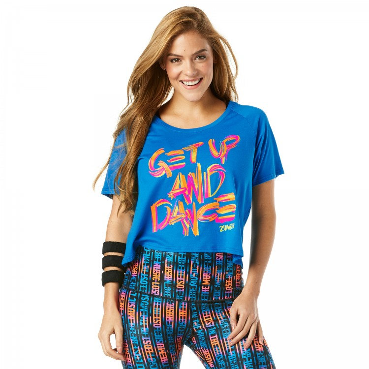 Get Up and Dance Tee