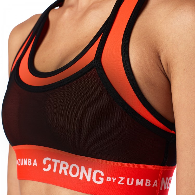 Strong By Zumba Double Layer Bra - ELÕRENDELÉS