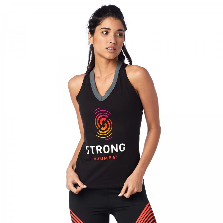 Strong By Zumba Halter Top - ELÕRENDELÉS