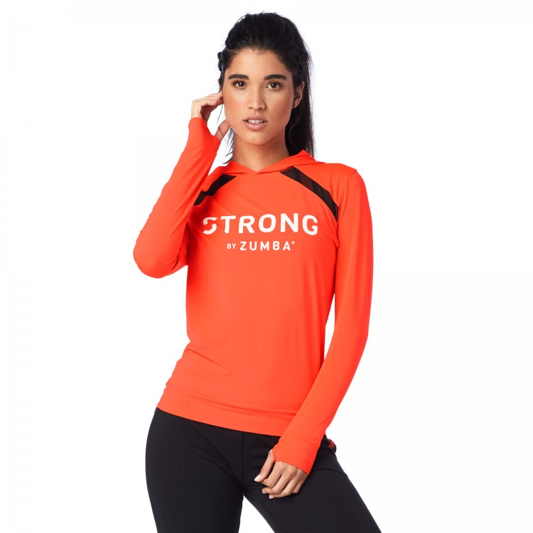 Strong By Zumba Instructor Pullover - ELÕRENDELÉS