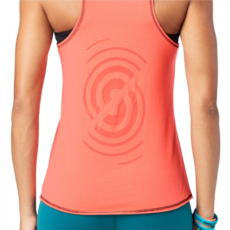 Squat Sync Sweat Instructor Tank - ELŐRENDELÉS